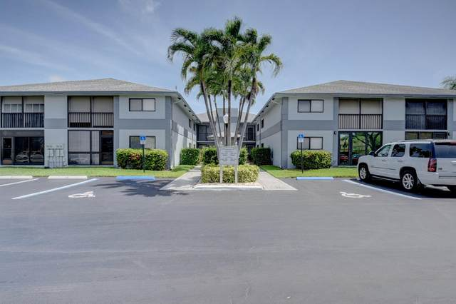 15235 Lakes Of Delray Boulevard #297, Delray Beach, FL 33484 (#RX-10730877) :: Michael Kaufman Real Estate