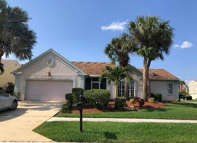12125 Quilting Lane, Boca Raton, FL 33428 (MLS #RX-10730962) :: Berkshire Hathaway HomeServices EWM Realty