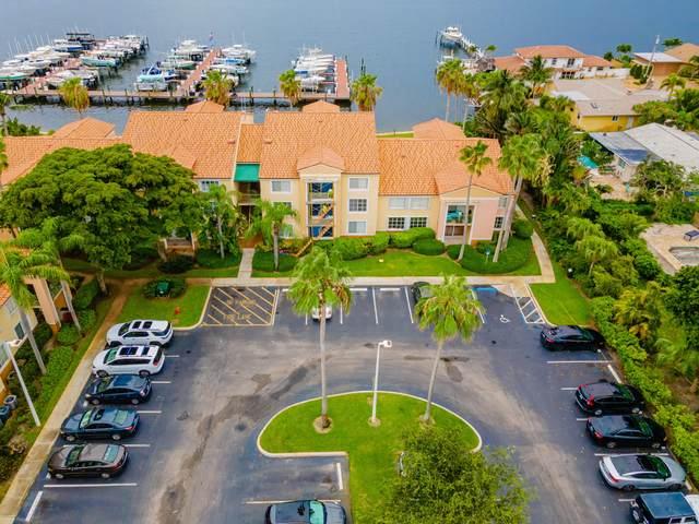 167 Yacht Club Way #205, Hypoluxo, FL 33462 (#RX-10731006) :: Posh Properties