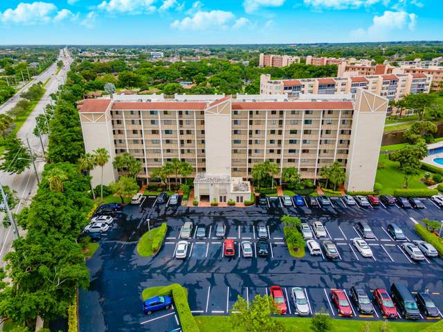 14475 Strathmore Lane #701, Delray Beach, FL 33446 (#RX-10731140) :: Michael Kaufman Real Estate