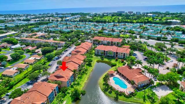 423 Villa Circle #423, Boynton Beach, FL 33435 (#RX-10731217) :: The Reynolds Team | Compass