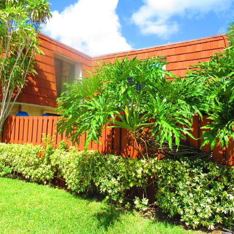 1440 Augusta Circle #129, Delray Beach, FL 33445 (#RX-10731226) :: Treasure Property Group
