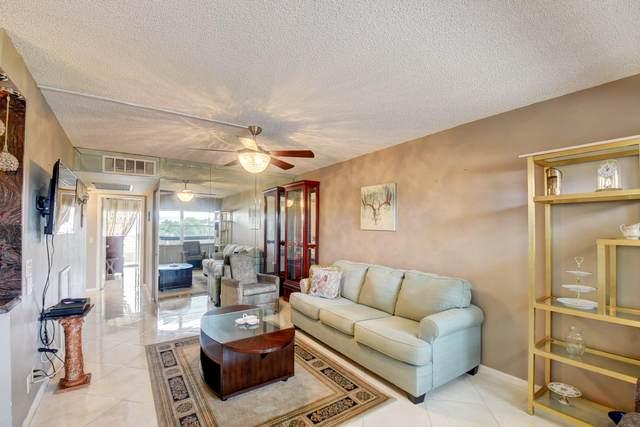 3049 Wolverton C, Boca Raton, FL 33434 (#RX-10731264) :: Baron Real Estate