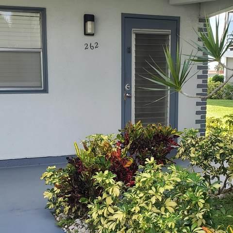 262 Tuscany Lane E E, Delray Beach, FL 33446 (#RX-10731310) :: DO Homes Group