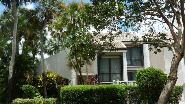 2907 Bridgewood Drive #2907, Boca Raton, FL 33434 (#RX-10731367) :: DO Homes Group