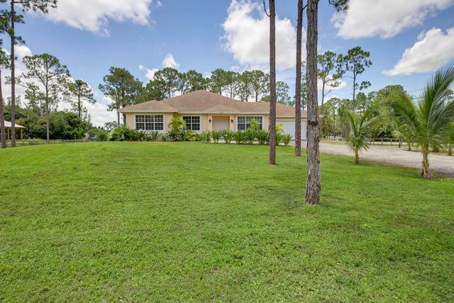 17494 N 41st Road N, Loxahatchee, FL 33470 (#RX-10731373) :: Treasure Property Group