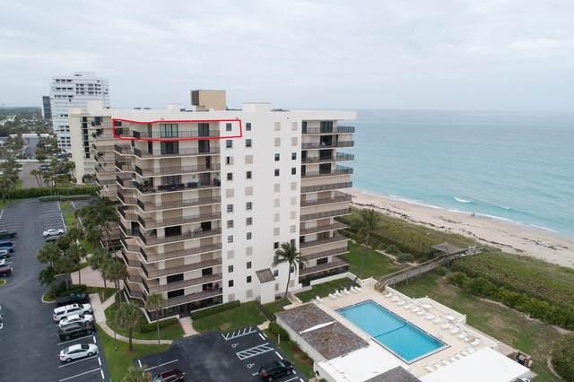 10044 S Ocean Drive #1208, Jensen Beach, FL 34957 (#RX-10731397) :: IvaniaHomes | Keller Williams Reserve Palm Beach