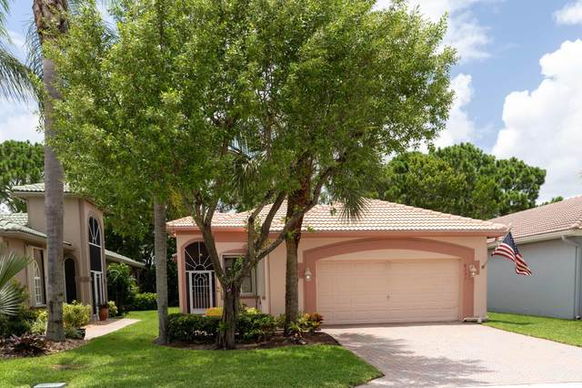 8331 Siciliano Street, Boynton Beach, FL 33472 (#RX-10731419) :: The Rizzuto Woodman Team