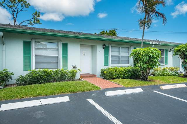5032 Privet Place B, Delray Beach, FL 33484 (#RX-10731430) :: The Reynolds Team | Compass