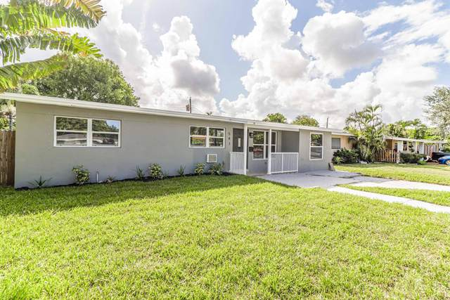 541 SW 22nd Terrace, Fort Lauderdale, FL 33312 (MLS #RX-10731454) :: The Teri Arbogast Team at Keller Williams Partners SW