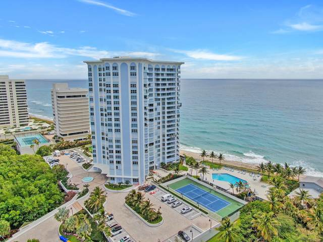 5200 N Ocean Drive #1102, Singer Island, FL 33404 (#RX-10731552) :: Baron Real Estate