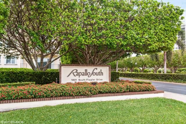 1801 S Flagler Drive #410, West Palm Beach, FL 33401 (#RX-10731562) :: Michael Kaufman Real Estate