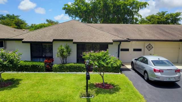 10159 Eaglewood Terrace A, Boynton Beach, FL 33436 (#RX-10731576) :: DO Homes Group