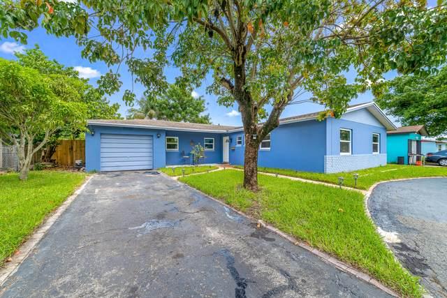 6615 Pebble Beach, North Lauderdale, FL 33068 (#RX-10731600) :: Heather Towe | Keller Williams Jupiter