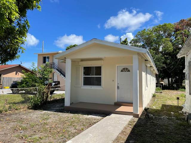 714 22nd Street, West Palm Beach, FL 33407 (MLS #RX-10731645) :: Castelli Real Estate Services