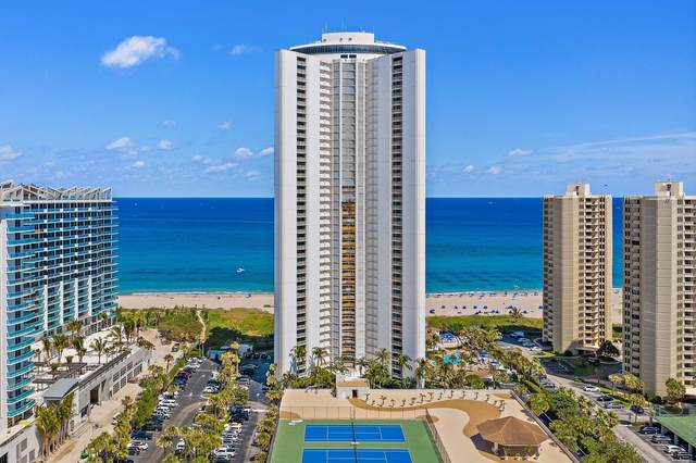 3000 N Ocean Drive 3C, Riviera Beach, FL 33404 (#RX-10731661) :: DO Homes Group