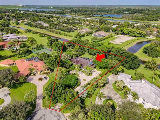 5810 Dixie Bell Road, Palm Beach Gardens, FL 33418 (#RX-10731691) :: The Rizzuto Woodman Team