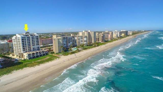 3115 S Ocean Boulevard #301, Highland Beach, FL 33487 (#RX-10731693) :: Michael Kaufman Real Estate
