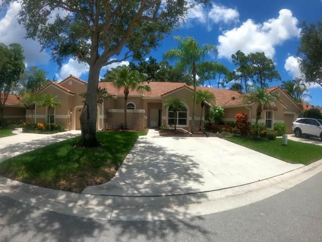 2203 Heather Run Terrace, Palm Beach Gardens, FL 33418 (MLS #RX-10731722) :: Castelli Real Estate Services