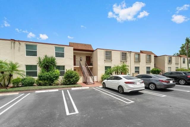11 Willowbrook Lane #204, Delray Beach, FL 33446 (#RX-10731730) :: The Reynolds Team | Compass