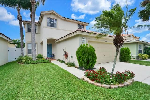 7069 Middlebury Drive, Boynton Beach, FL 33436 (#RX-10731738) :: Ryan Jennings Group