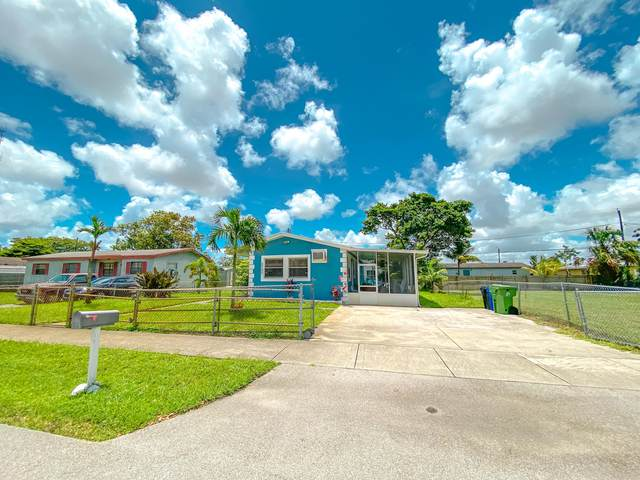 2760 NW 23rd Street, Fort Lauderdale, FL 33311 (#RX-10731870) :: The Reynolds Team | Compass