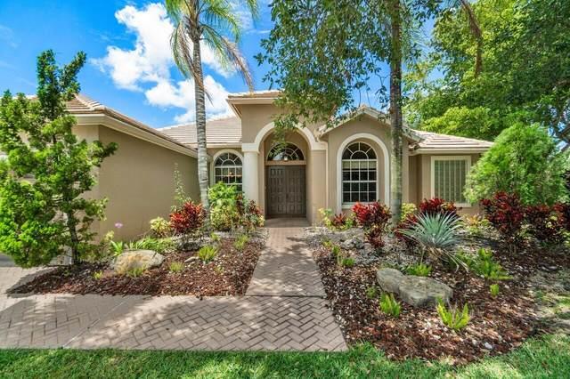 21633 Lynhurst Way, Boca Raton, FL 33428 (MLS #RX-10731927) :: Berkshire Hathaway HomeServices EWM Realty
