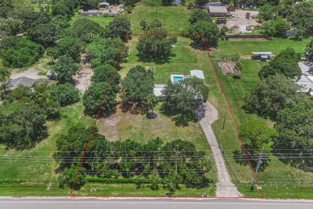 12001 Orange Avenue, Fort Pierce, FL 34945 (#RX-10731941) :: The Rizzuto Woodman Team