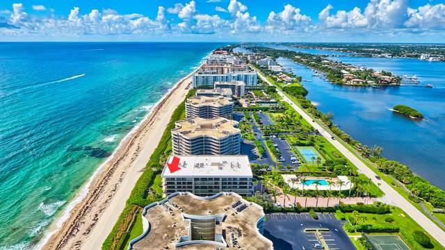 3390 S Ocean Boulevard #304, Palm Beach, FL 33480 (#RX-10731999) :: The Power of 2 | Century 21 Tenace Realty