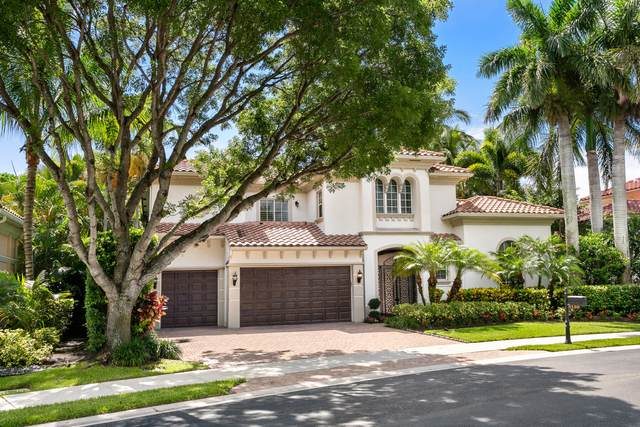 3150 San Michele Drive, Palm Beach Gardens, FL 33418 (MLS #RX-10732010) :: Castelli Real Estate Services