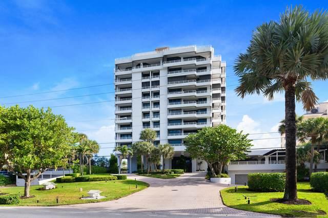 2901 S Ocean Boulevard #901, Highland Beach, FL 33487 (#RX-10732014) :: Posh Properties