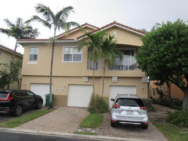 3218 Mirella Drive, Riviera Beach, FL 33404 (#RX-10732094) :: The Rizzuto Woodman Team
