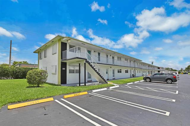 1113 Lake Terrace #101, Boynton Beach, FL 33426 (#RX-10732105) :: Dalton Wade