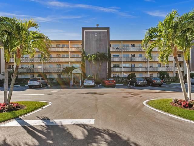 3051 Wolverton C, Boca Raton, FL 33434 (MLS #RX-10732109) :: Castelli Real Estate Services