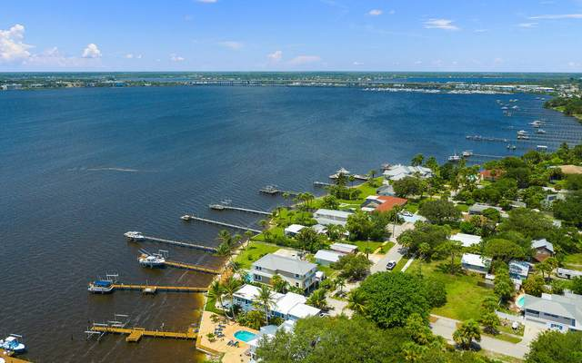 766 NE River Terrace, Jensen Beach, FL 34957 (#RX-10732131) :: Treasure Property Group