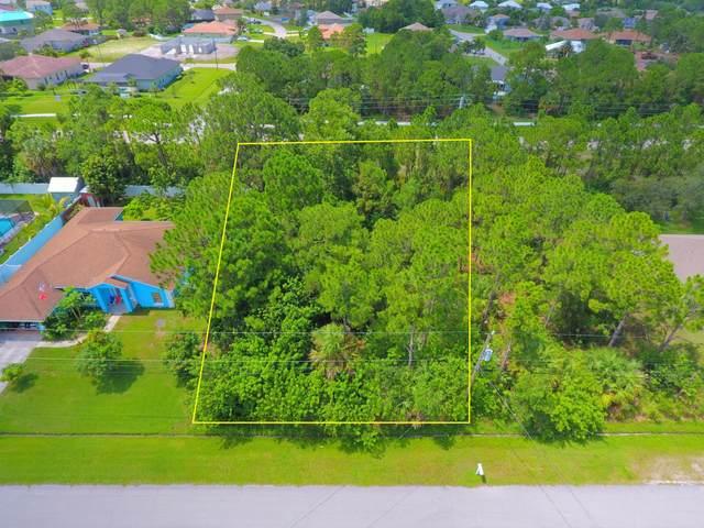 5985 NW Baynard Drive, Port Saint Lucie, FL 34986 (MLS #RX-10732140) :: Castelli Real Estate Services