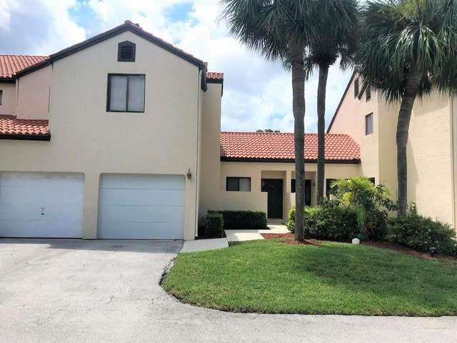 20 Via De Casas Sur #102, Boynton Beach, FL 33426 (#RX-10732152) :: The Rizzuto Woodman Team