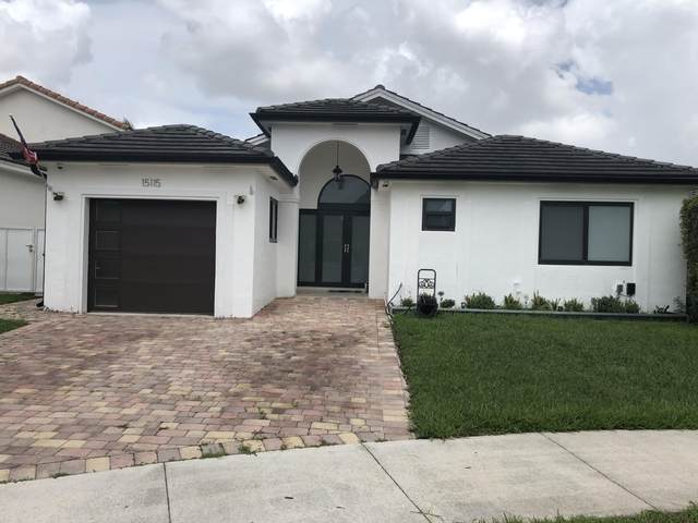 15115 NW 90th Court, Miami Lakes, FL 33018 (#RX-10732223) :: The Reynolds Team   Compass