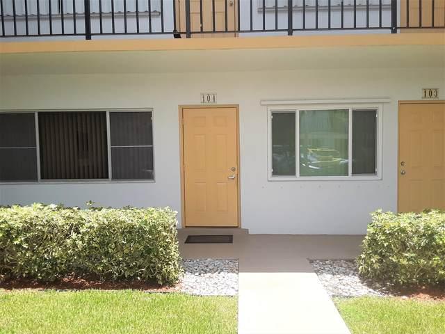 3360 Lake Osborne 104 Drive, Lake Worth, FL 33461 (#RX-10732230) :: Dalton Wade