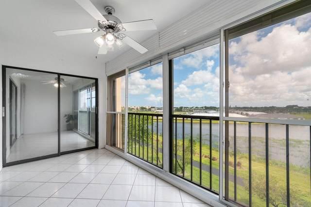7240 Huntington Lane #504, Delray Beach, FL 33446 (#RX-10732235) :: DO Homes Group