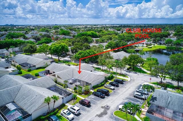 8854 Andy B Court B, Boynton Beach, FL 33436 (#RX-10732247) :: Ryan Jennings Group