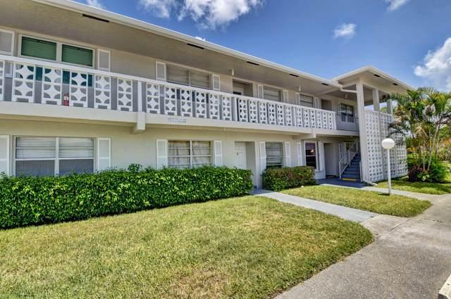 1425 SW 27th Avenue #104, Delray Beach, FL 33445 (#RX-10732250) :: Baron Real Estate