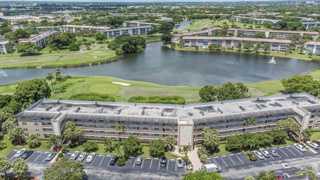 3301 Aruba Way F2, Coconut Creek, FL 33066 (#RX-10732257) :: Baron Real Estate