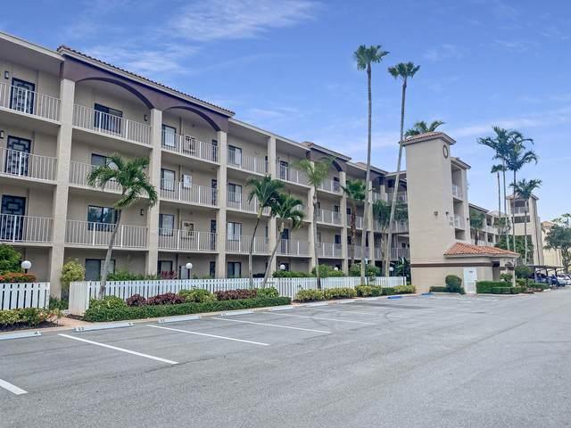 6193 Pointe Regal Circle #304, Delray Beach, FL 33484 (#RX-10732291) :: DO Homes Group