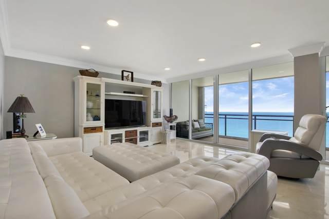 2000 S Ocean Boulevard Lph17b, Boca Raton, FL 33432 (#RX-10732328) :: Michael Kaufman Real Estate