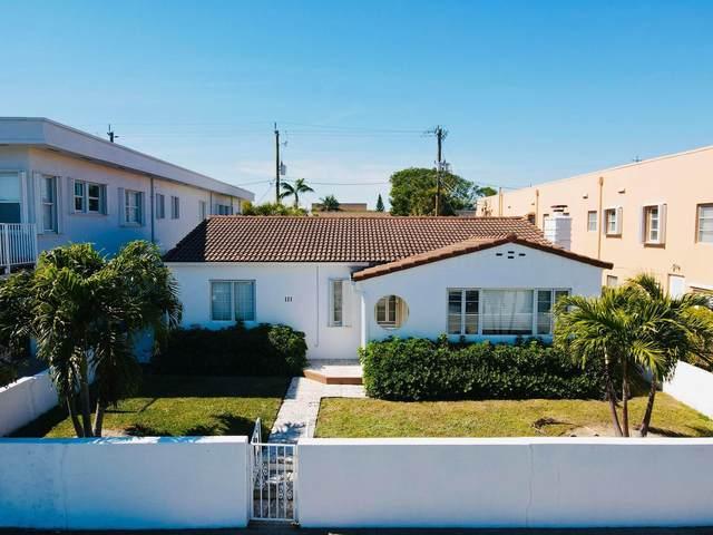 111 S Golfview Road, Lake Worth Beach, FL 33460 (MLS #RX-10732333) :: Berkshire Hathaway HomeServices EWM Realty