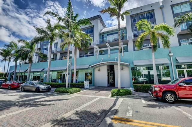 185 NE 4th Avenue #306, Delray Beach, FL 33483 (#RX-10732340) :: The Power of 2 | Century 21 Tenace Realty