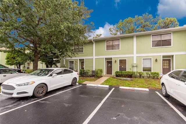 814 Hill Drive F, West Palm Beach, FL 33415 (MLS #RX-10732454) :: Castelli Real Estate Services