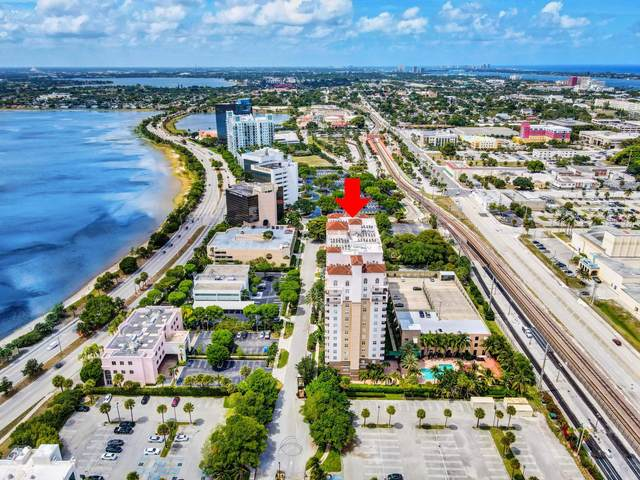 616 Clearwater Park Road #802, West Palm Beach, FL 33401 (#RX-10732468) :: DO Homes Group