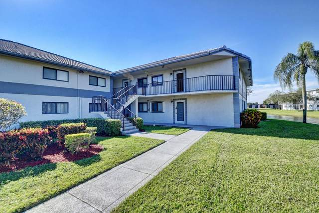 15251 Lakes Of Delray Boulevard #321, Delray Beach, FL 33484 (#RX-10732475) :: Michael Kaufman Real Estate